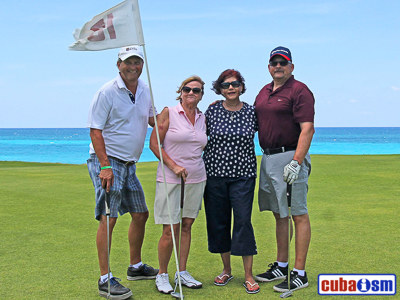 Varadero Golf Club Green