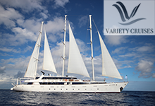 Variety Cruise packages