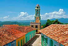 West, Central & East Cuba packages